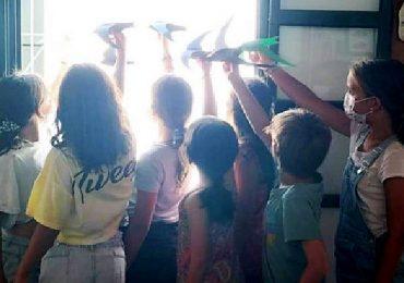 Nuevo artículo sobre vencejos y niños en El Corzo nº9