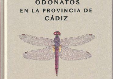 Nuevo libro sobre Odonatos gaditanos editado por la SGHN