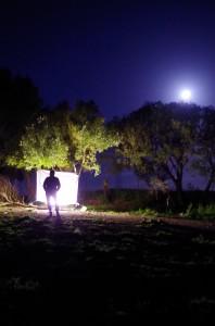 Chequeo nocturno en el CNC-Cádiz